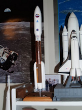 New Horizons Atlas V 500 model 1/144