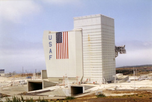 Space Launch Complex 6 (SLC6) 'Slick 6', July 1996